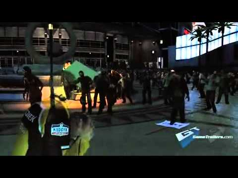 YouTube Dead Rising 2 Football Gameplay