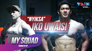 "Video ""Nyiksa"" Iko Uwais Sampe Teriak *****G!! [ My Squad: Trained by Heintje Pojoh Eps.2 ] MP3, 3GP, MP4, WEBM, AVI, FLV Januari 2019"