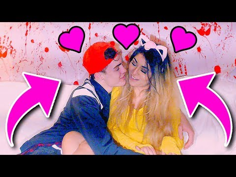 BOYFRIEND BUYS MY HALLOWEEN COSTUMES!