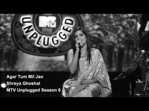 Video Agar Tum Mil Jao  | Shreya Ghoshal   MTV Unplugged Season 6 1 download in MP3, 3GP, MP4, WEBM, AVI, FLV January 2017