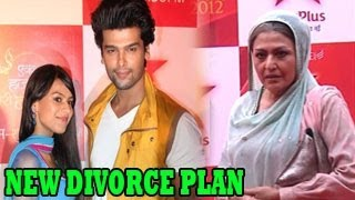 Beeji HELPS Manvi&Virat TO GET DIVORCED in Ek Hazaaron Mein Meri Behna Hain 29th January 2013