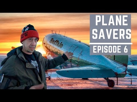 """Plane Savers E6 """"The Fabric That Holds Us Together"""""""