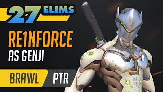 ►Subscribe for more video's: https://goo.gl/auELg6Overwatch pro player gameplayIf you enjoy watching Rogue Re1nforce play, please support him by following him on his social media at:Twitch - https://www.twitch.tv/re1nforceTwitter - https://twitter.com/rogue_reinforce