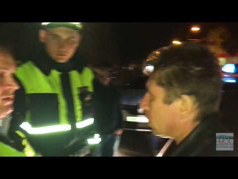 """""""Ночной патруль"""" помог поймать нетрезвого водителя, уже лишенного прав"""