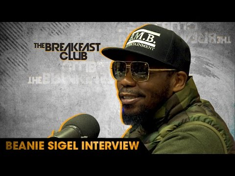Beanie Sigel Tells Charlamagne: Don't Play with Me