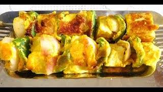 Paneer tikka is one of the popular paneer dishes which is made in Tandoor oroven but here I shared the authentic Tandoori ...