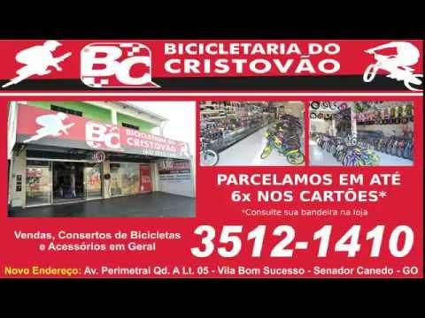 Bicicletaria do Cristovão - Senador Canedo - 2008
