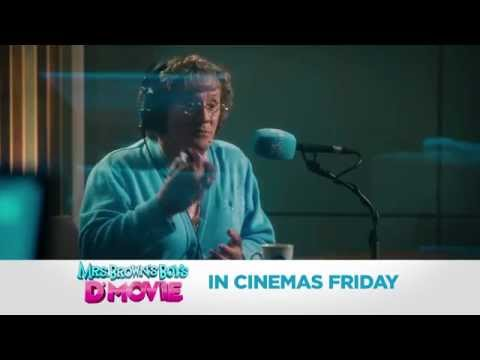 Mrs. Brown's Boys D'Movie - Agnes Brown goes on a Mission (Universal Pictures) HD