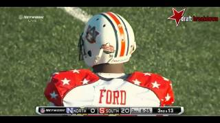 Dee Ford vs Senior Bowl (2013)