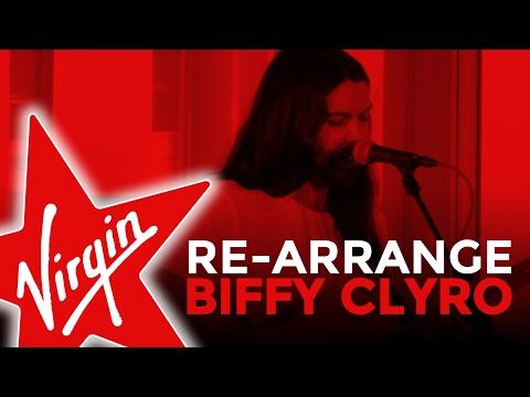 Biffy Clyro - Re-arrange (Virgin Penthouse Sessions)