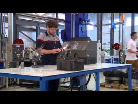 SKF USA Bearing Remanufacturing Services