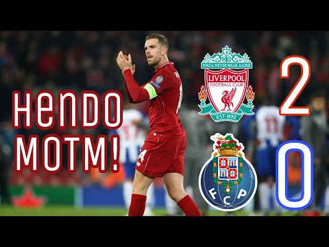 Liverpool 2-0 FC Porto Review | Henderson MOTM For Me | Keita + Bobby Firmino With The Goals!
