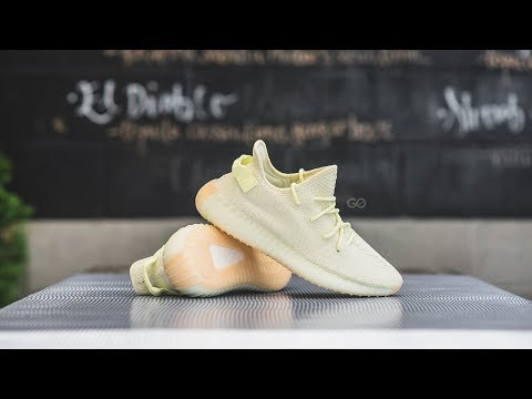 "Adidas Yeezy Boost 350 V2 ""butter': Review & On-feet"