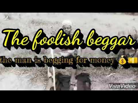The foolish beggar#kastropee#thespian Nozy#funny comedy