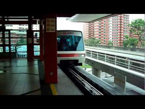 LRT - The Light Rail Transit (LRT), also known as the Light Rapid Transit, is the light rail component of Singapore's rail network, consisting of localised rail sy...