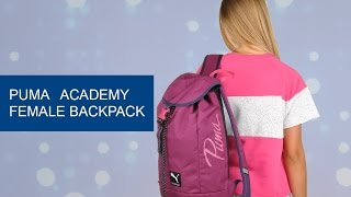 Puma Academy Female Backpack - фото