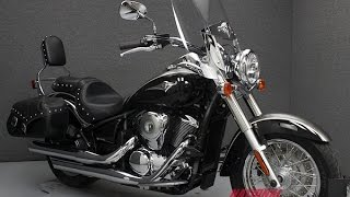 6. 2014  KAWASAKI  VN900LT VULCAN 900 CLASSIC LT  - National Powersports Distributors