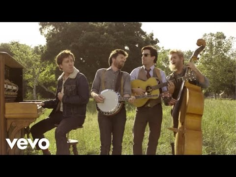 Jason Sudeikis, Jason Bateman, Ed Helms, and Will Forte are hilarious in Mumford & Sons' new music video.
