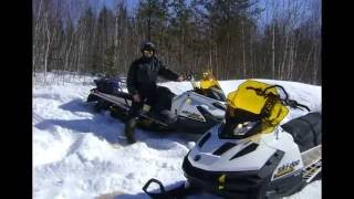 10. Ski-Doo Tundra 600 ACE