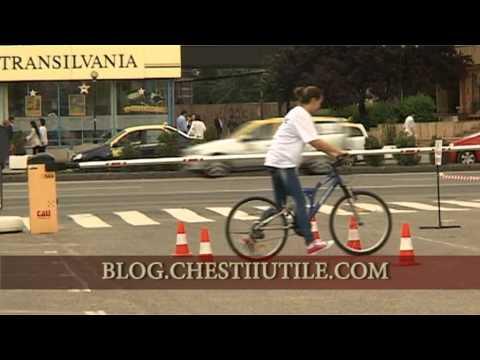 Cele mai tari cazaturi cu bicicleta # http://blog.chestiiutile.com