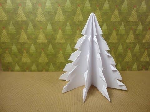 Como hacer arboles s videos videos relacionados con - Como hacer un arbol de navidad de papel ...