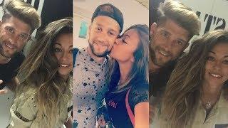"""Video Paga et Jessy très PROCHES sur Snapchat , ils vont à Paris Ensemble """"Les Marseillais"""" MP3, 3GP, MP4, WEBM, AVI, FLV Agustus 2017"""
