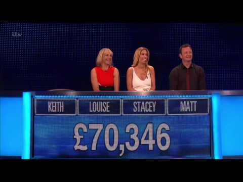 The Chase, Keith Allen Aka Fat Les (Vindaloo) Hilarious!
