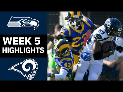 Video: Seahawks vs. Rams | NFL Week 5 Game Highlights
