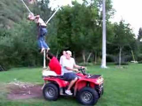 slingshot - Crazy People, but looks quite fun.