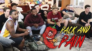 Video 2HYPE PACK AND PAIN! CAROLINA REAPER PEPPER! NBA 2K18 MP3, 3GP, MP4, WEBM, AVI, FLV November 2018