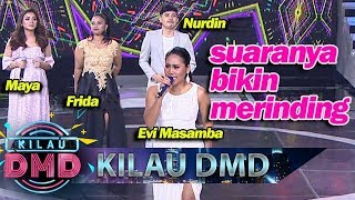 Video Langsung Merinding Dengarnya! Evi Masamba, Frida Syahquita, Shreya Maya & Nurdin!- Kilau DMD (26/4) MP3, 3GP, MP4, WEBM, AVI, FLV Agustus 2018