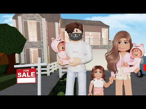 FAMILY HOUSE SHOPPING | Bloxburg Family Roleplay