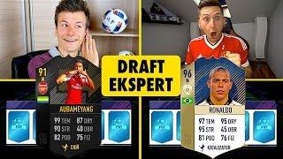 DRAFT EKSPERT [#9] | LACHU vs ZWYKŁY KIBIC | FIFA 18