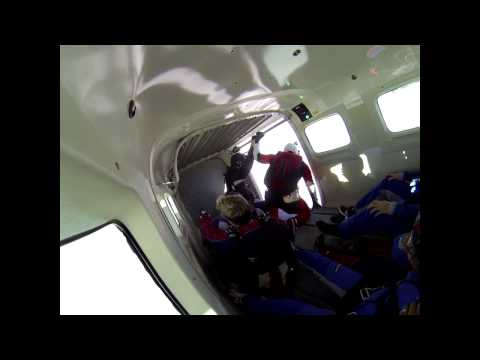 Vineela - Vineela Boda's tandem skydive on June 28, 2014 with Adrian