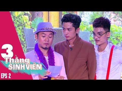 LIVESHOW 2018 | 3 Thằng Sinh Viên Phần 2- Long Đẹp Trai, Huỳnh Phương, Mạc Văn Khoa, Ngọc Minh Trang - Thời lượng: 14 phút.