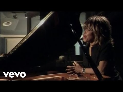 Tina Turner - Teach Me Again lyrics