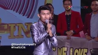 Video Indra Jegel: Air Mata Buaya (SUCI 6 Grand Final) MP3, 3GP, MP4, WEBM, AVI, FLV Mei 2017