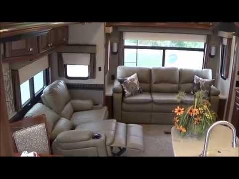 2016.5 HEARTLAND RV BIGHORN 3270RS FOR SALE $67999 - Great Escapes RV - Arkansas Dealer