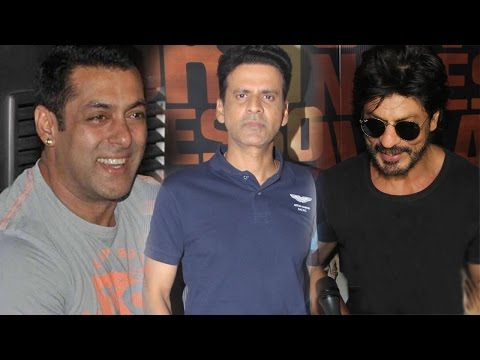 Manoj Bajpayee's Reaction On Receiving Support Fro