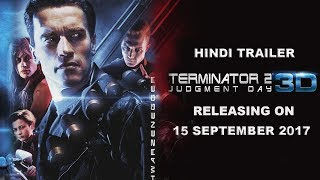 Terminator 2 3D Hindi - Official Trailer