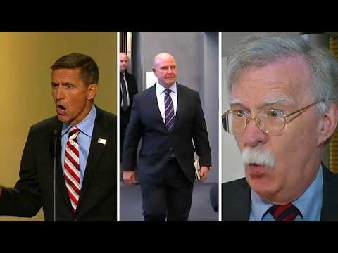 Trump ernennt Hardliner zum 3. Nationalen Sicherheitsbe ...