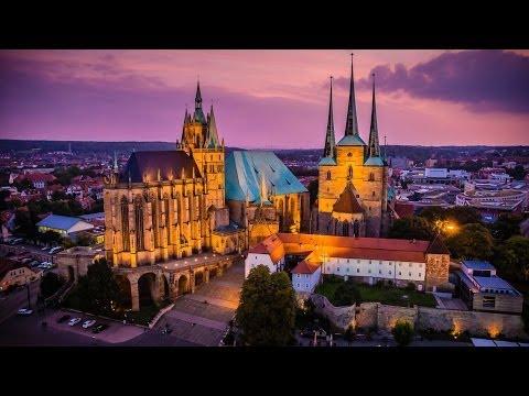 Erfurt, Türingia fővárosa