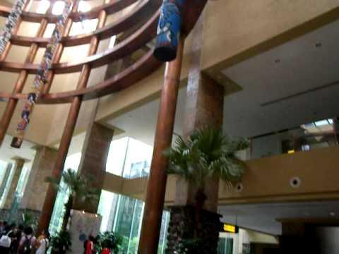 長隆酒店大堂