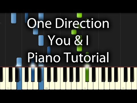 You And I - One Direction video tutorial preview