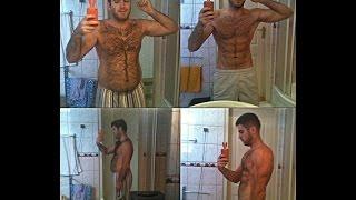 -25kg w rok, Transformacja dzieki Street Workout
