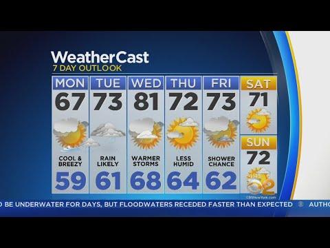 9/24 CBS2 Morning Weather