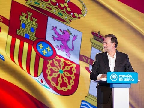 """Rajoy a los catalanes: """"Nadie va a convertiros en extranjeros en vuestra propia casa"""""""