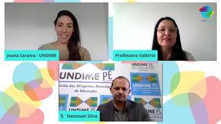 Videoconferência sobre o processo de transição de gestão em 2021