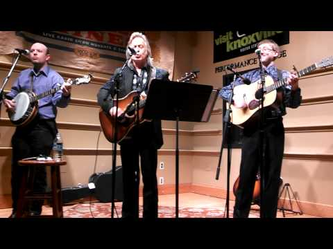 Jim Lauderdale, Alex Leach, Joe Rose at WDVX's Tennessee Shines