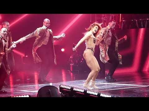 Booty (feat. Pitbull & Iggy Azalea) - Jennifer Lopez (J Lo) - It's My Party Tour - Detroit, MI
